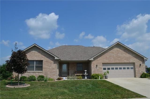 3744 Mansfield Drive, Brownsburg, IN 46112 (MLS #21639659) :: The Indy Property Source