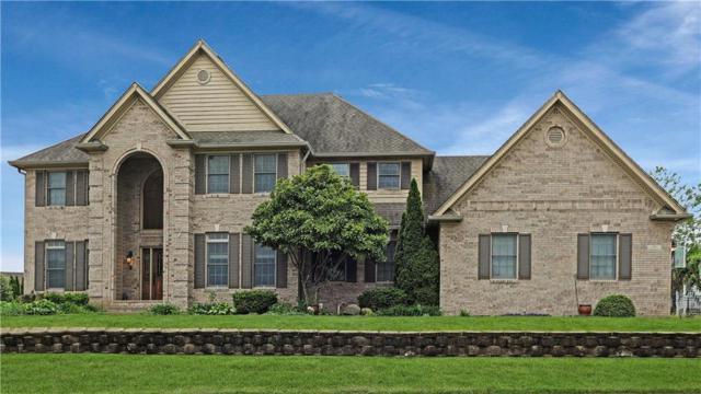 7341 Eagle Vista Place, Indianapolis, IN 46259 (MLS #21639662) :: David Brenton's Team