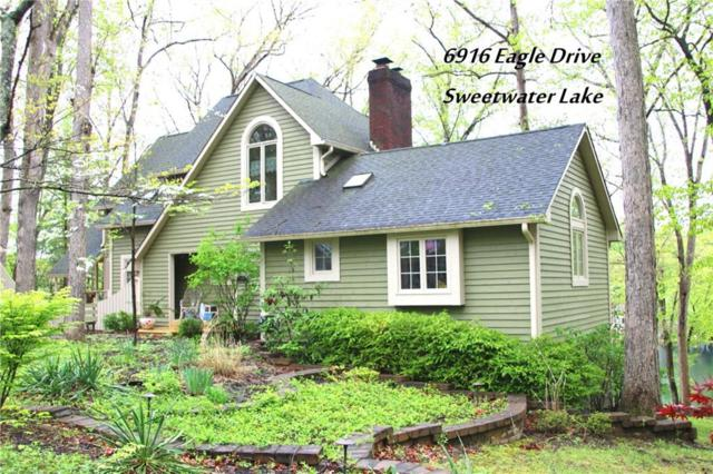 6916 Eagle, Nineveh, IN 46164 (MLS #21639710) :: The ORR Home Selling Team