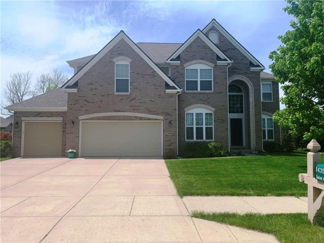 14358 Saint Clair Lane, Carmel, IN 46074 (MLS #21639736) :: Mike Price Realty Team - RE/MAX Centerstone