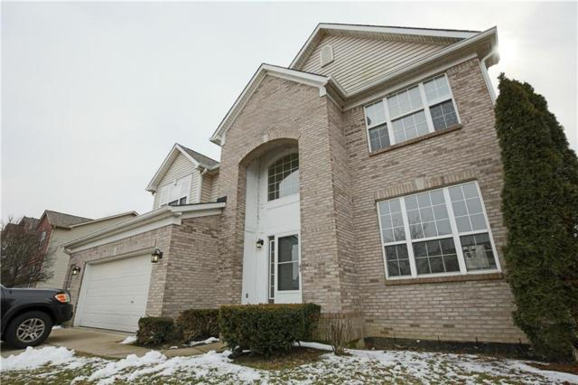 8325 Providence Drive, Fishers, IN 46038 (MLS #21639774) :: AR/haus Group Realty