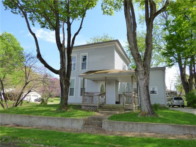 206 E Main Street, Darlington, IN 47940 (MLS #21639790) :: The Indy Property Source