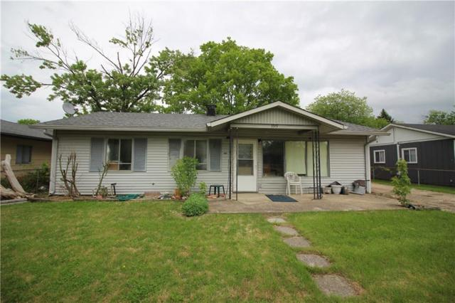3319 Chrysler Street, Indianapolis, IN 46224 (MLS #21639825) :: The Indy Property Source