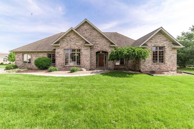 101 Wintergreen Drive, Yorktown, IN 47396 (MLS #21639871) :: The ORR Home Selling Team