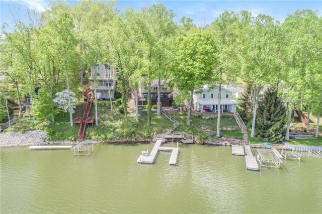 7797 N Tunnel Road, Unionville, IN 47468 (MLS #21639873) :: Richwine Elite Group