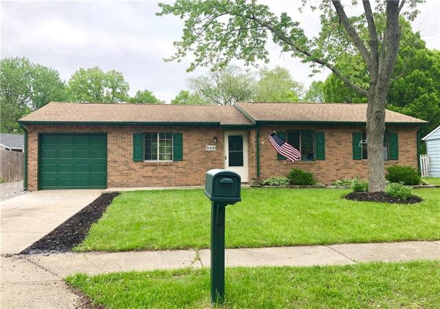 5421 Chisolm Trail, Indianapolis, IN 46237 (MLS #21640011) :: Mike Price Realty Team - RE/MAX Centerstone