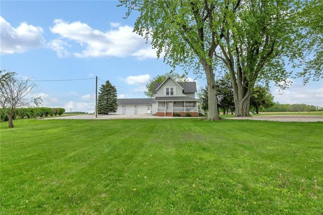 2706 N 725 E Road, Darlington, IN 47940 (MLS #21640015) :: The Indy Property Source