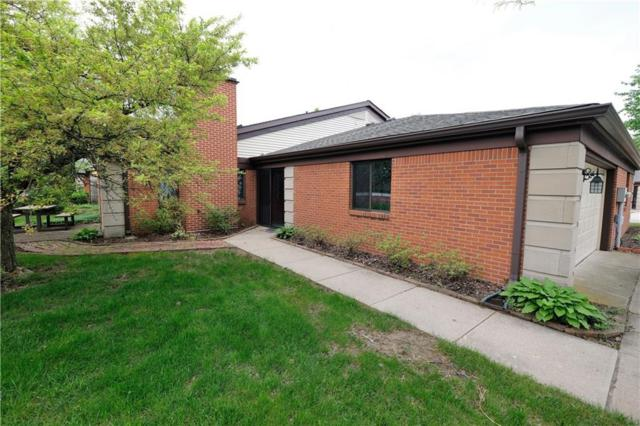 2238 Golden Oaks N, Indianapolis, IN 46260 (MLS #21640017) :: The Indy Property Source