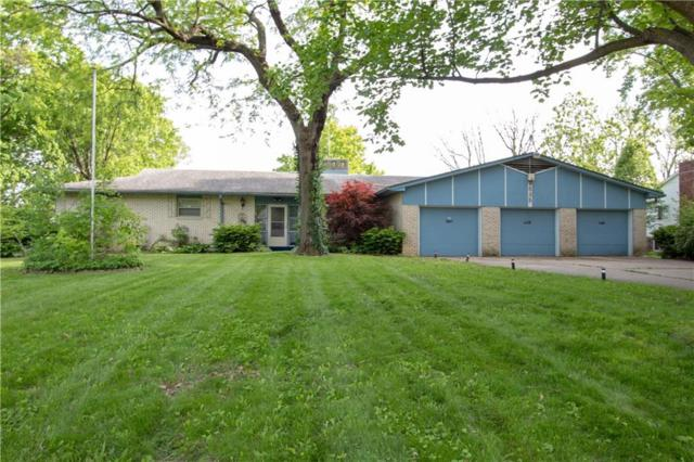 9535 E 24TH Street, Indianapolis, IN 46229 (MLS #21640032) :: The Indy Property Source