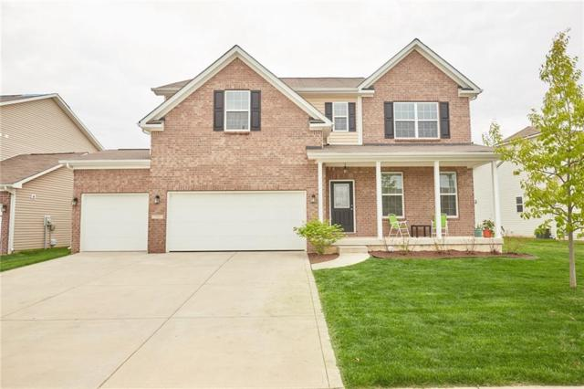 7727 Eagle Crescent Drive, Zionsville, IN 46077 (MLS #21640055) :: AR/haus Group Realty