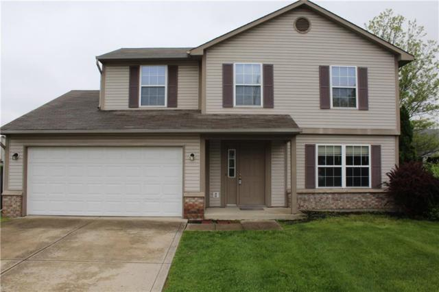 13020 Wingstem Court, Fishers, IN 46038 (MLS #21640108) :: Mike Price Realty Team - RE/MAX Centerstone