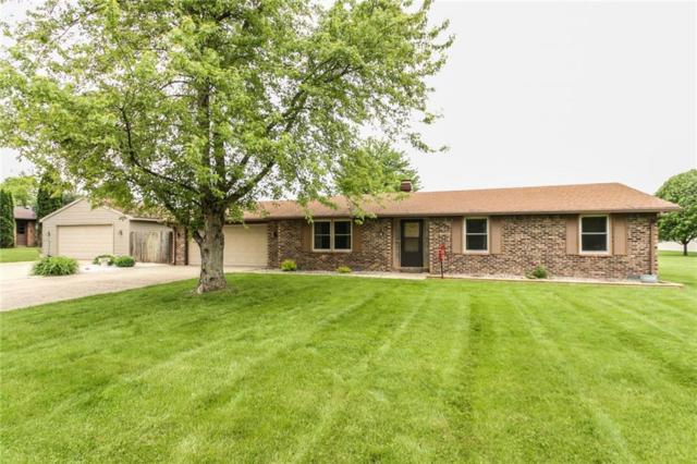 6797 N Sagebrush Avenue, Alexandria, IN 46001 (MLS #21640159) :: The ORR Home Selling Team