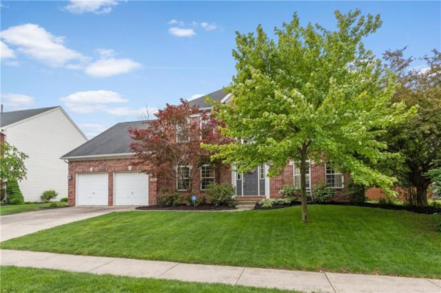 9952 Parkshore Drive, Fishers, IN 46038 (MLS #21640166) :: Richwine Elite Group