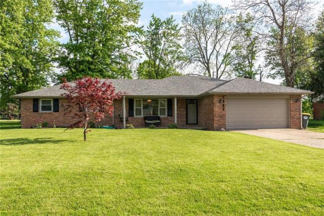 1227 Favorite Street, Anderson, IN 46013 (MLS #21640185) :: The Evelo Team