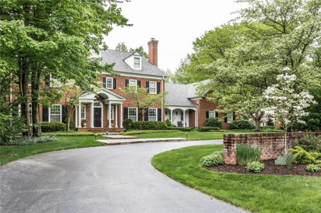 7418 Washington Boulevard, Indianapolis, IN 46240 (MLS #21640248) :: The Indy Property Source