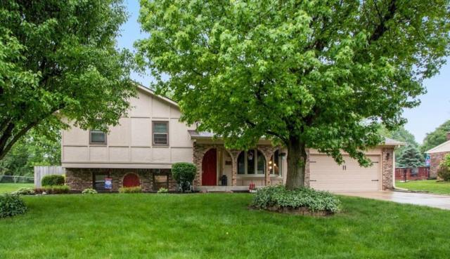 919 Wood Creek Place, Greenwood, IN 46142 (MLS #21640254) :: Richwine Elite Group