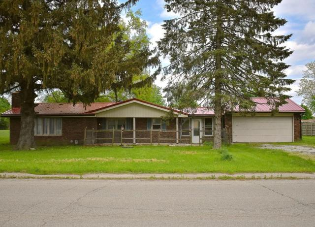109 N State Street, Markleville, IN 46056 (MLS #21640330) :: The ORR Home Selling Team