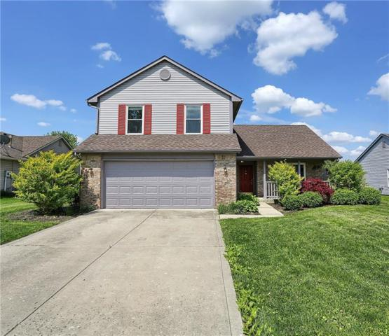 7338 Quartz Rock Road, Indianapolis, IN 46236 (MLS #21640402) :: The Indy Property Source