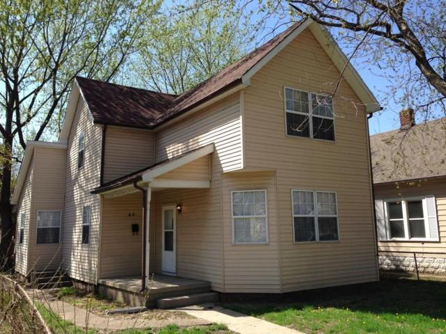 60 N Chester Avenue, Indianapolis, IN 46201 (MLS #21640439) :: AR/haus Group Realty