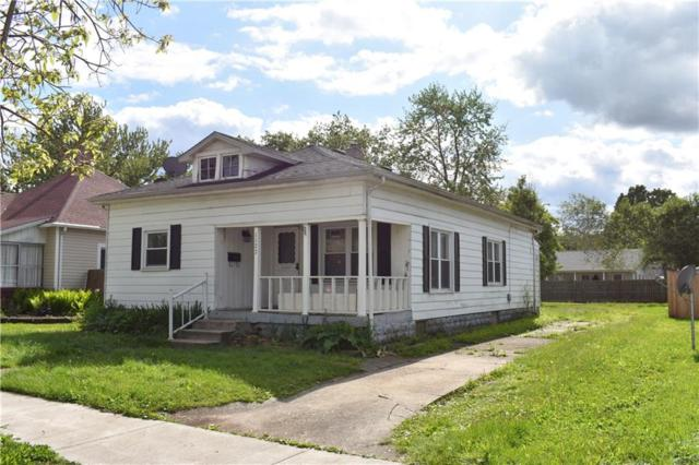 1127 S 7th Street, Clinton, IN 47842 (MLS #21640455) :: The Evelo Team
