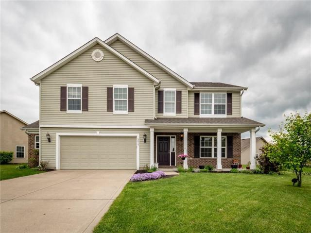 5817 Belvista Drive, Plainfield, IN 46168 (MLS #21640460) :: The Indy Property Source