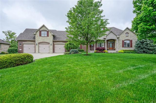 10338 Copper Ridge Drive, Fortville, IN 46040 (MLS #21640566) :: HergGroup Indianapolis
