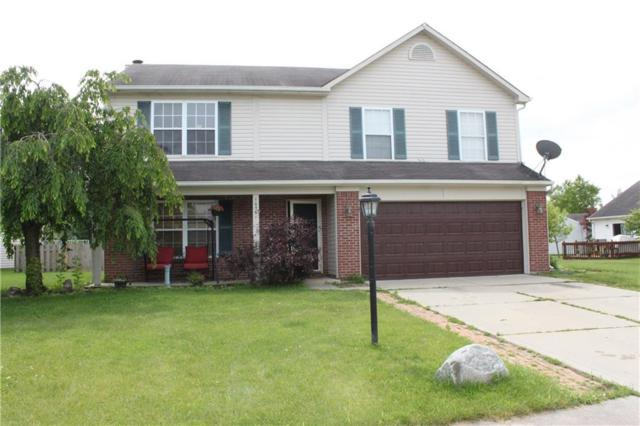 10561 Sienna Drive, Noblesville, IN 46060 (MLS #21640568) :: The Indy Property Source