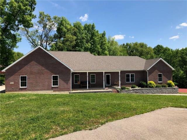 5049 N Hamburg Road, Oldenburg, IN 47036 (MLS #21640603) :: The Indy Property Source