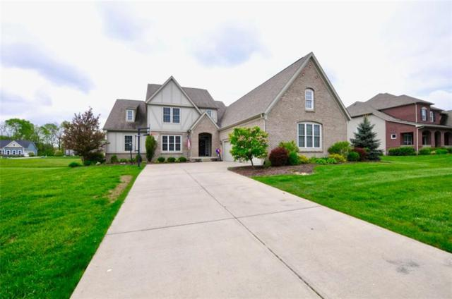 6881 Ethens Glen Drive, Avon, IN 46123 (MLS #21640613) :: AR/haus Group Realty