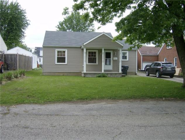 506 W Adams Street, Alexandria, IN 46001 (MLS #21640669) :: The ORR Home Selling Team
