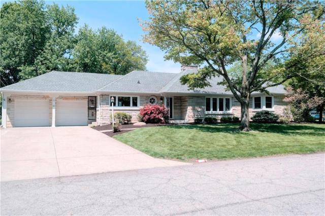 41 Kessler Boulevard E, Indianapolis, IN 46220 (MLS #21640696) :: AR/haus Group Realty