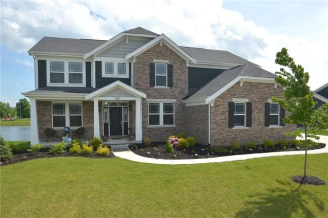 667 Keswick Drive, Brownsburg, IN 46112 (MLS #21640704) :: The Indy Property Source