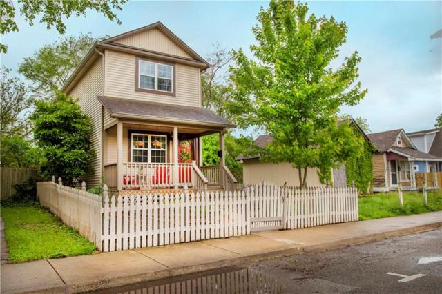 1045 Elm Street, Indianapolis, IN 46203 (MLS #21640760) :: Mike Price Realty Team - RE/MAX Centerstone