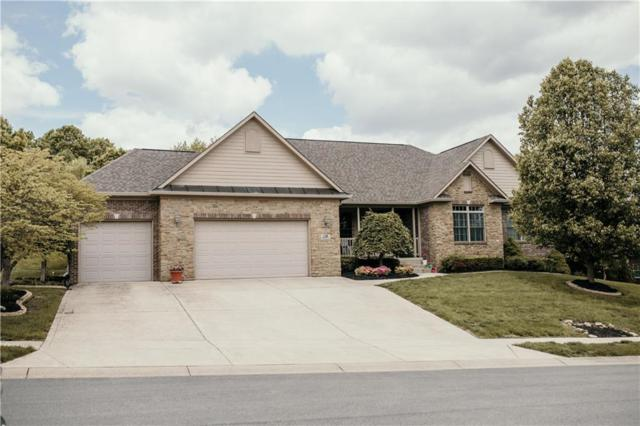 732 Christin Court, Plainfield, IN 46168 (MLS #21640779) :: The Indy Property Source