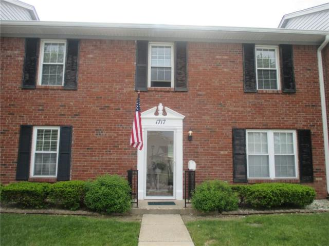1717 N Queensbridge Drive, Indianapolis, IN 46219 (MLS #21640787) :: The Indy Property Source
