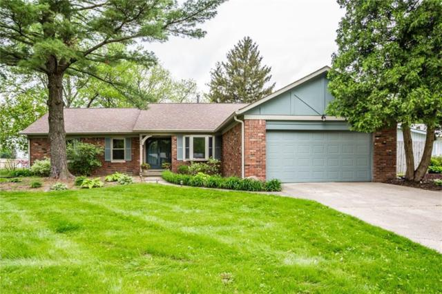 8202 Lieber Road, Indianapolis, IN 46260 (MLS #21640794) :: Richwine Elite Group