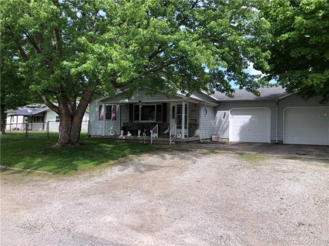 821 N 13th Street, Elwood, IN 46036 (MLS #21640815) :: HergGroup Indianapolis