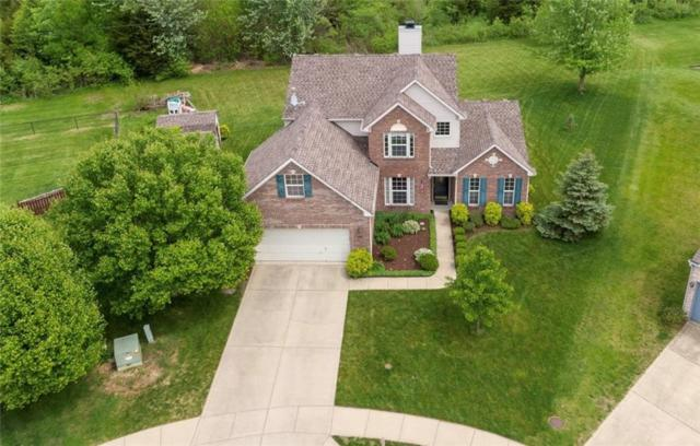 7451 Lace Bark Court, Avon, IN 46123 (MLS #21640835) :: Mike Price Realty Team - RE/MAX Centerstone