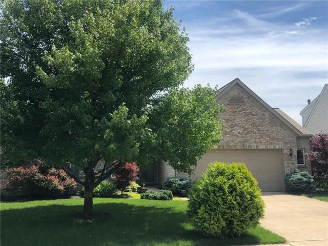 6273 Lancaster Place, Zionsville, IN 46077 (MLS #21640841) :: FC Tucker Company