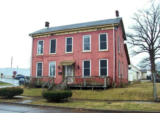 603 Pierce Street, North Vernon, IN 47265 (MLS #21640849) :: The Evelo Team