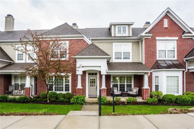625 Marana Drive, Carmel, IN 46032 (MLS #21640855) :: The Indy Property Source