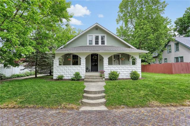 1386 Cherry Street, Noblesville, IN 46060 (MLS #21640859) :: The Indy Property Source