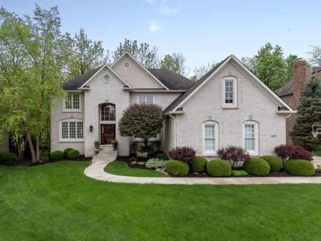 11499 Muirfield Trace, Fishers, IN 46037 (MLS #21640861) :: AR/haus Group Realty