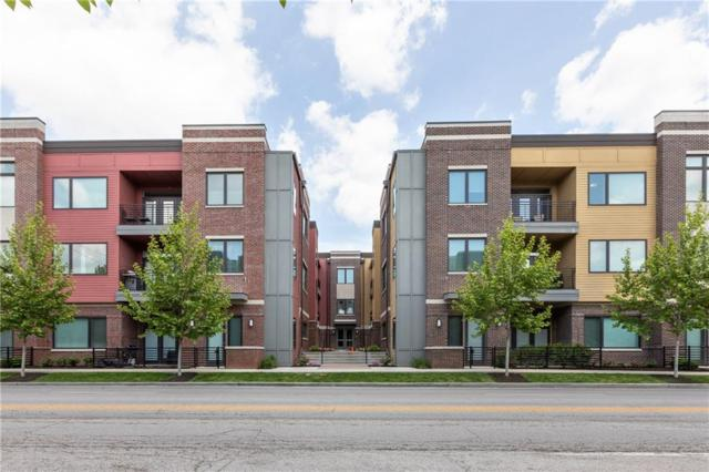 622 E 10th Street #209, Indianapolis, IN 46202 (MLS #21640883) :: The Indy Property Source
