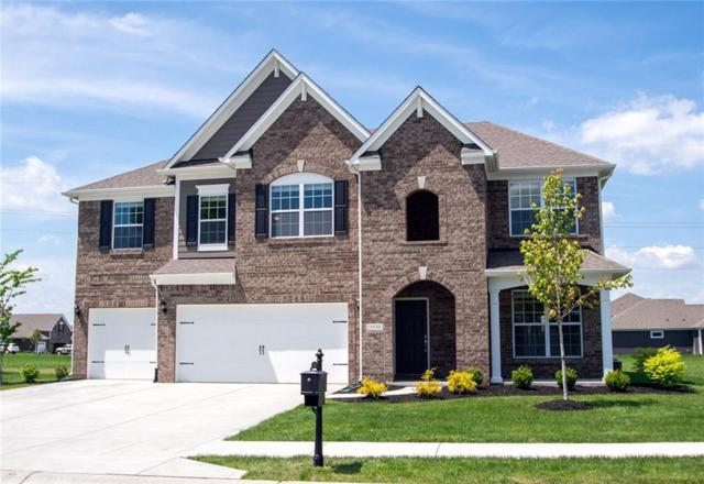 10188 Gallop Lane, Fishers, IN 46040 (MLS #21640914) :: Mike Price Realty Team - RE/MAX Centerstone
