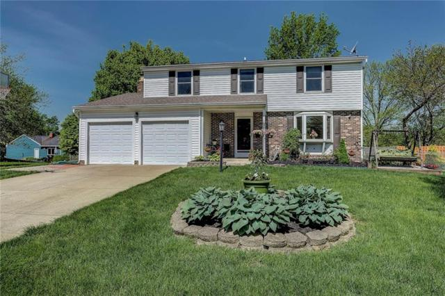 19 Sunblest Court, Fishers, IN 46038 (MLS #21640929) :: AR/haus Group Realty