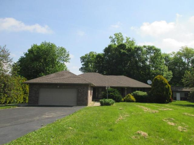 4942 S County Road 240 W, Greensburg, IN 47240 (MLS #21640968) :: David Brenton's Team