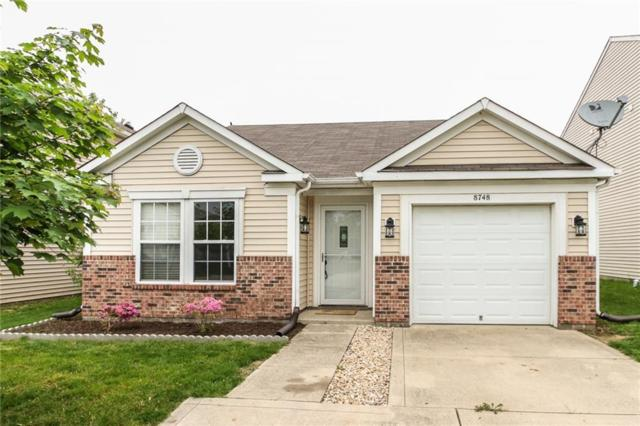 8748 Hosta Way, Camby, IN 46113 (MLS #21640998) :: David Brenton's Team