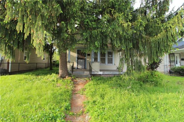 1235 W Roache Street, Indianapolis, IN 46208 (MLS #21641030) :: The Indy Property Source