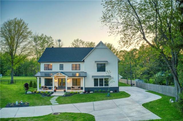20400 Chatham Hills Boulevard, Westfield, IN 46074 (MLS #21641032) :: Richwine Elite Group